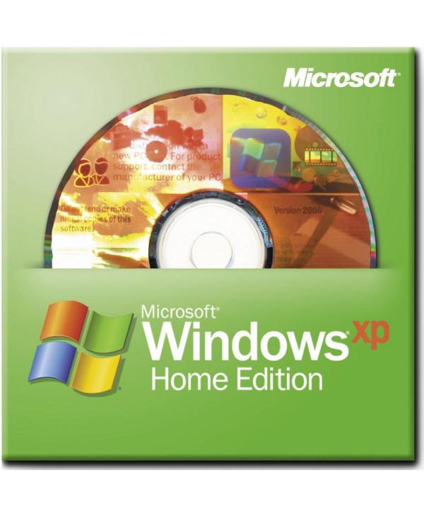 Windows XP Edition Familiale (Microsoft)