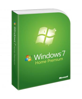 Windows 7 Edition Familiale Premium (SP1) - 32 / 64 bits (Microsoft)