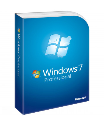 Windows 7 Professionnel (SP1) - 32 / 64 bits (Microsoft)