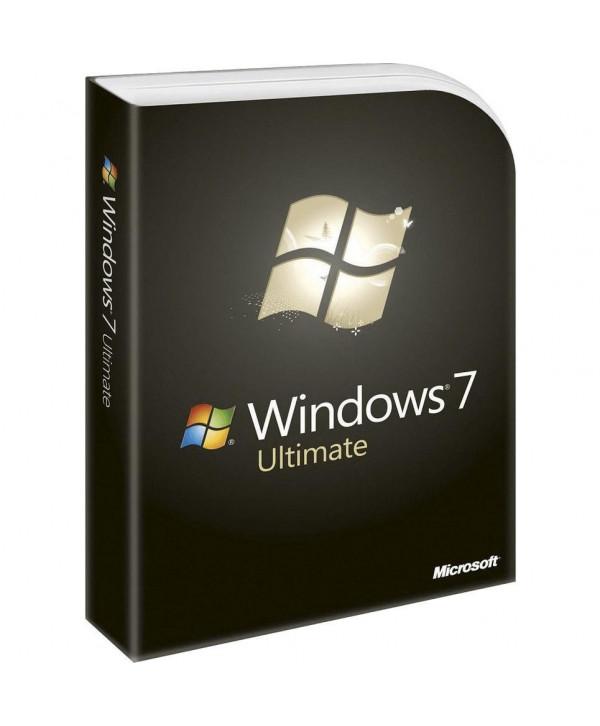 Windows 7 Edition Intégrale (SP1) - 32 / 64 bits (Microsoft)