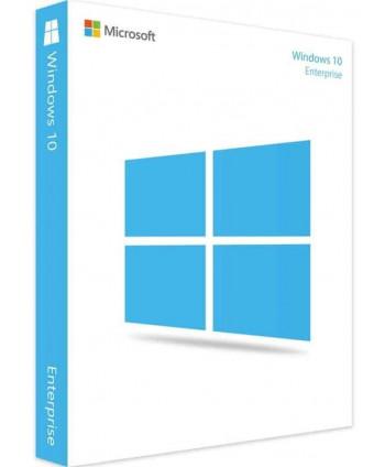 Windows 10 Entreprise - 32 / 64 bits (Microsoft)
