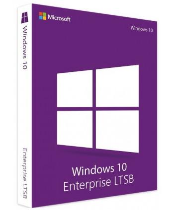 Windows 10 Entreprise 2016 LTSB (Microsoft)