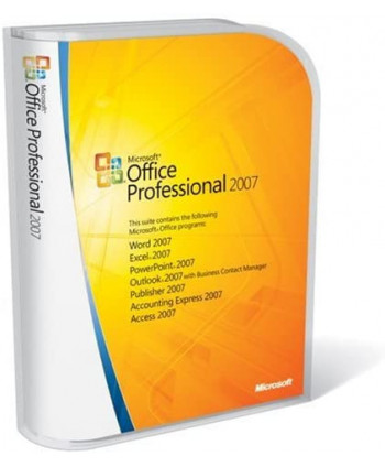 Office 2007 Professionnel (Microsoft)