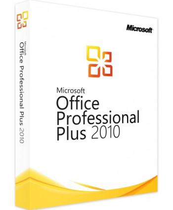 Office 2010 Professionnel Plus (Microsoft)