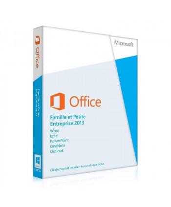 Office 2013 Famille et Petite Entreprise (Microsoft)