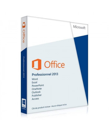Office 2013 Professionnel (Microsoft)