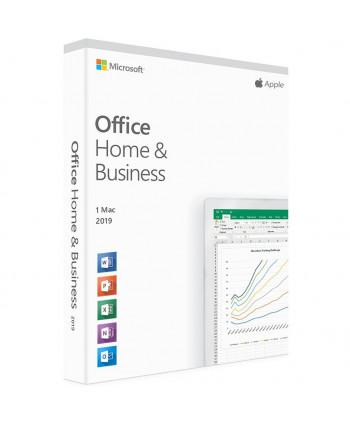 Office 2019 Famille et Petite Entreprise pour Mac (Microsoft)