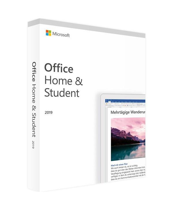 Office 2019 Famille et Etudiant (Microsoft)