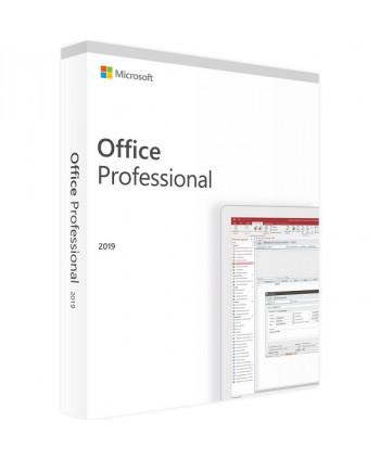 Office 2019 Professionnel (Microsoft)