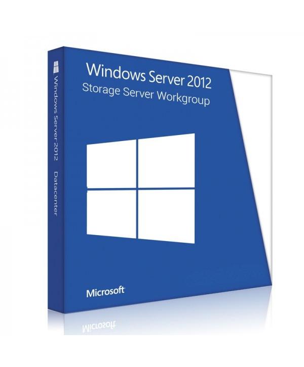 Windows Storage Server 2012 Workgroup (Microsoft)