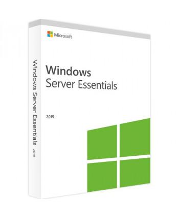 Windows Server 2019 Essentials (Microsoft)