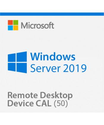 Windows Server 2019 Remote Desktop Services (RDS) 50 device connections (Microsoft)