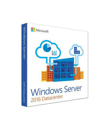 Windows Server 2016 Datacenter (Microsoft)
