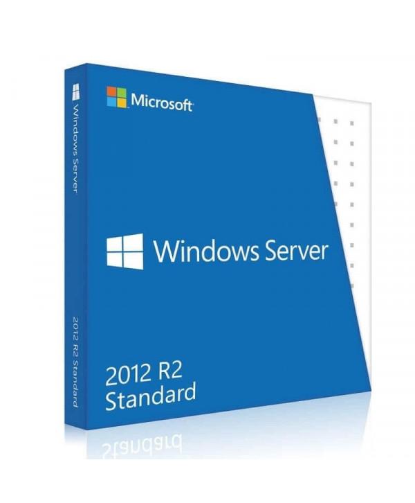 Windows Server 2012 R2 Standard (Microsoft)