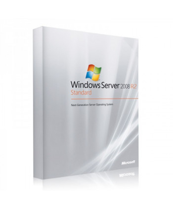 Windows Server 2008 R2 Standard (Microsoft)