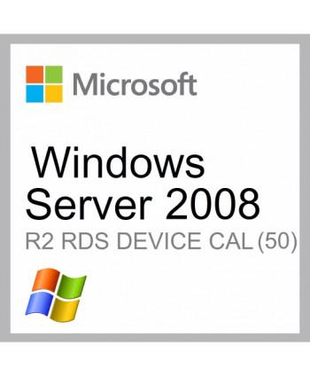 Windows Server 2008 R2 Remote Desktop Services (RDS) 20 device connections (Microsoft)