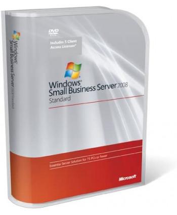 Windows Small Business Server 2008 Standard (Microsoft)