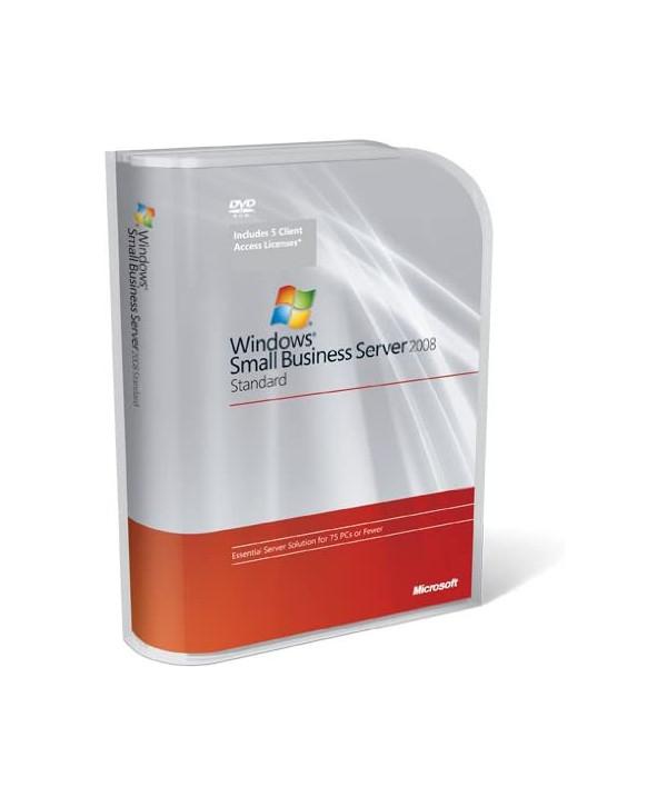 Windows Small Business Server 2008 Standard (Virtual) (Microsoft)
