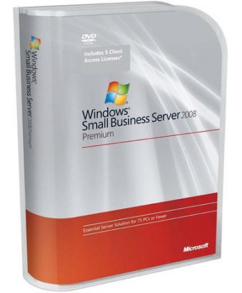 Windows Small Business Server 2008 Premium (Virtual) (Microsoft)
