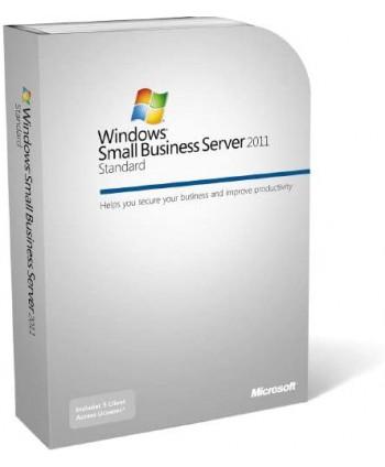 Windows Small Business Server 2011 Standard (Microsoft)