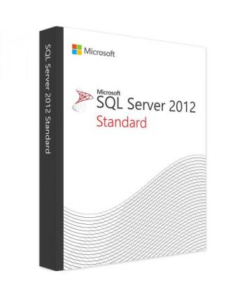 SQL Server 2012 Standard (Microsoft)