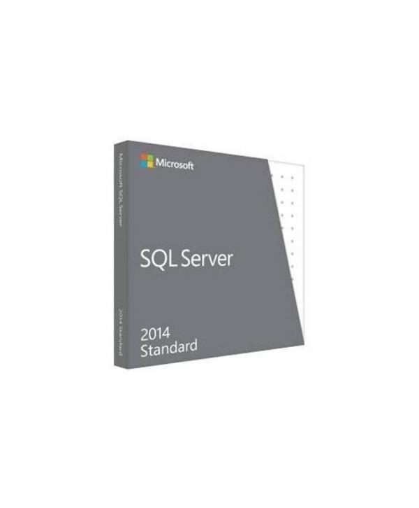 SQL Server 2014 Standard (Microsoft)