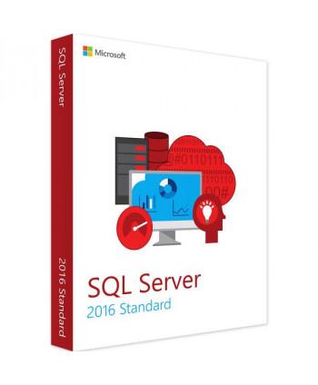 SQL Server 2016 Standard (Microsoft)