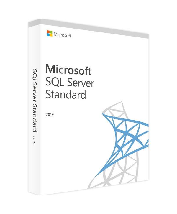 SQL Server 2019 Standard (2 Core) (Microsoft)