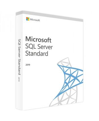 SQL Server 2019 Standard (16 Core) (Microsoft)