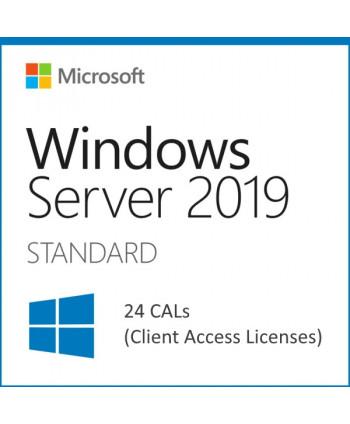 SQL Server 2019 Standard (24 CAL) (Microsoft)