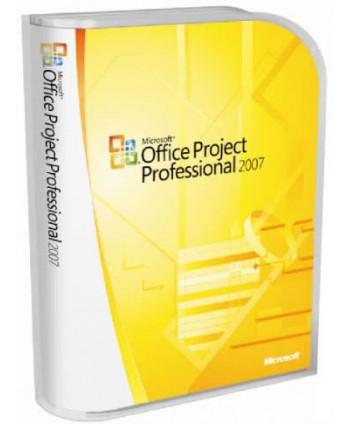 Project 2007 Professionnel (Microsoft)