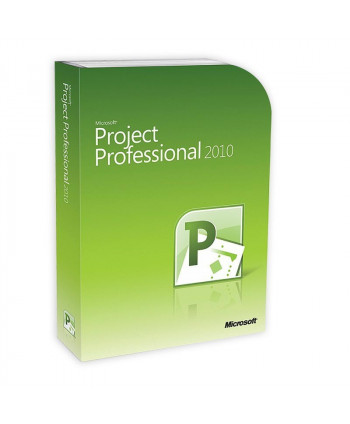 Project 2010 Professionnel (Microsoft)