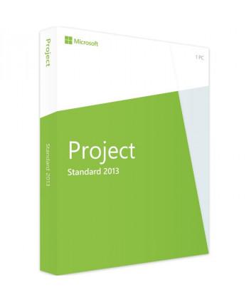 Project 2013 Standard (Microsoft)