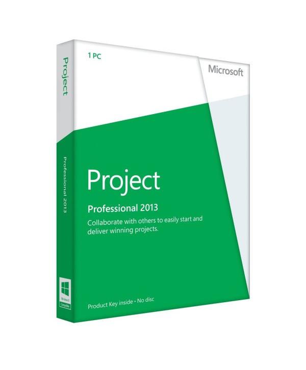 Project 2013 Professionnel (SP1) (Microsoft)