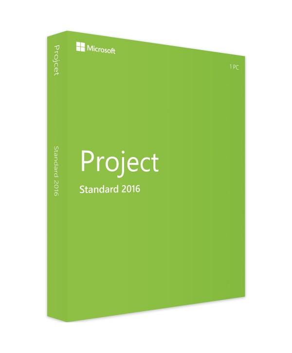 Project 2016 Standard (Microsoft)