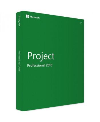 Project 2016 Professionnel (Microsoft)