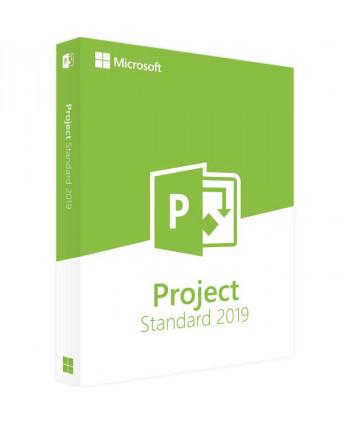 Project 2019 Standard (Microsoft)