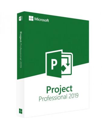 Project 2019 Professionnel (Microsoft)
