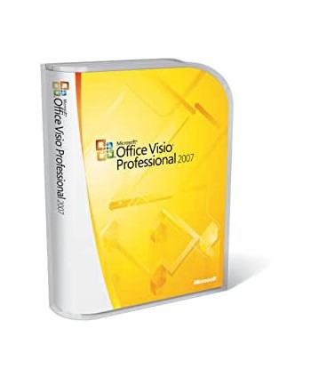 Visio 2007 Professionnel (Microsoft)