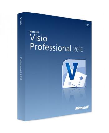 Visio 2010 Professionnel (Microsoft)