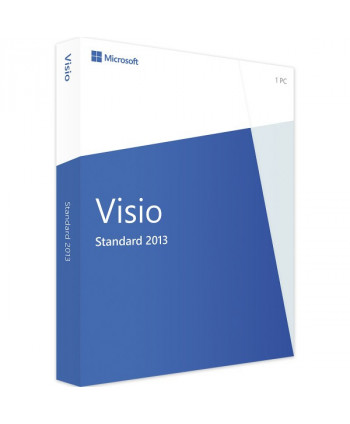 Visio 2013 Standard (Microsoft)