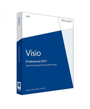 Visio 2013 Professionnel (Microsoft)