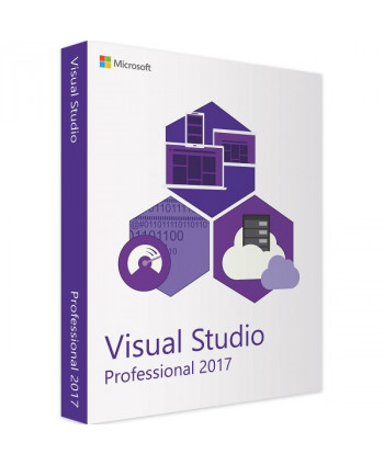 Visual Studio 2017 Professionnel (Microsoft)