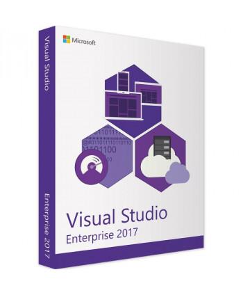 Visual Studio 2017 Entreprise (Microsoft)
