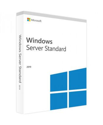 Windows Server 2019 Standard (Microsoft)