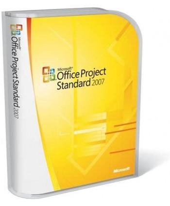 Project 2007 Standard (Microsoft)