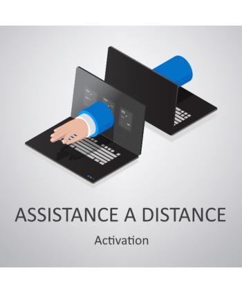 Assistance à distance : Activation