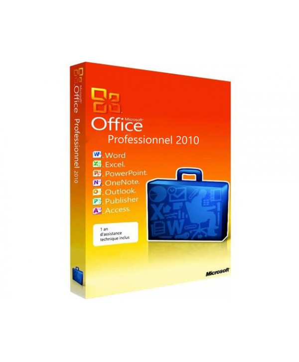Office 2010 Professionnel (Microsoft)