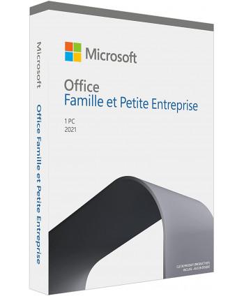 Office 2021 Famille et Petite Entreprise PC (Microsoft)