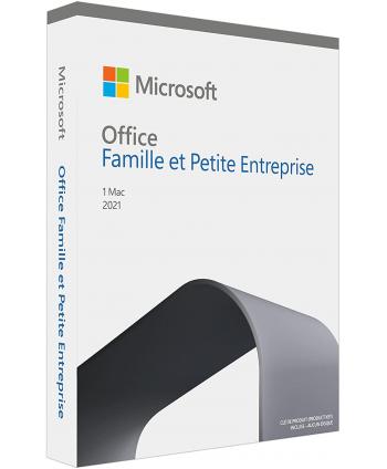 Office 2021 Famille et Petite Entreprise MAC (Microsoft)